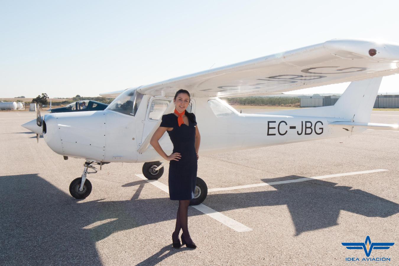 Idea_Aviacion_Curso_Auxiliar_Vuelo_Sevilla_Practicas_Vuelo_1